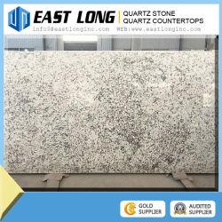 Deep Color dalle de pierre de quartz Homme faite de marbre pierre Quartz de couleur pour la cuisine