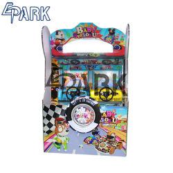 سرعة طفل أعلى حديقة ألعاب Coin Push Machine Amusement Park منتجات طفل التنوب