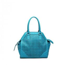 Neues Design Ladies Handtasche mit Lasergeschnittendem Geometrischem Muster aus PU