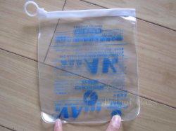 Extracteur de boucle PVC sac ziplock imprimé (hbpv-68)