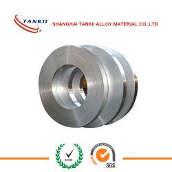 Alliage de cuivre-nickel en alliage Monel 400 Strip pour l'industrie nucléaire