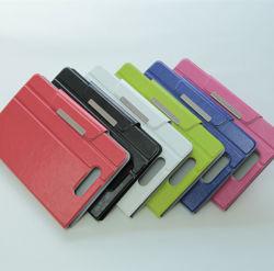 Étui en cuir universelle de haute qualité pour 7pouce 9.7inch 10.1pouces de 8 pouces Tablet