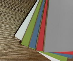PVC Laminated Exhibition Panel per Booth Display Stand (GC-ZS321)