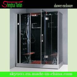 Rectángulo de Hidromasaje baño de ducha de vapor (Tl-8803)