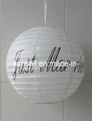 Apenas casado com a decoração de Casamento Lanterna de papel
