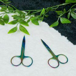 Серебристый цвет ножниц ухода за волосами ножа инструменты