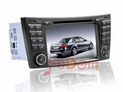 مشغل أقراص DVD للسيارة+Bluetooth+iPod خاص لـ Benz CLS W219/E الفئة W211