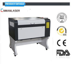 7050 6040 el CO2 CNC/grabador láser de grabado de corte/Logotipo /3D /el corte de madera MDF acrílico de cuero con la FDA Ce SGS de corte por láser Machiene