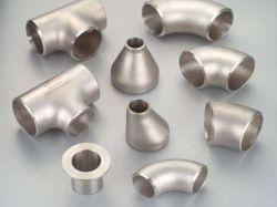 ASME B16.9 SS304 SS316L Bwのステンレス鋼のスケジュール40の鋼管の付属品