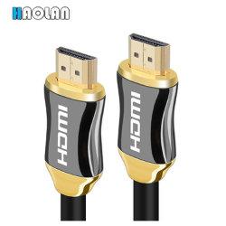 Cable HDMI 5FT - HDMI 2.0(4K@60Hz) Listo -18GB-28AWG Cordón trenzado -Conectores chapados en oro -Ethernet, Audio Return - 4K de vídeo 2160p HD 1080p,3D -xBox Playstati