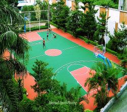 2020 La Chine de nouveaux matériaux pour plancher PVC Sports Sports de plein air une aire de jeux