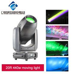 20r 440W света месте промойте 3в1 перемещение головки фонаря освещения Paky Sharpy глины с Cmy и технический директор