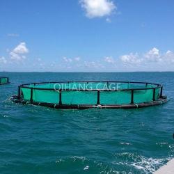 바다 농어 경작을%s 그물을 경작하는 HDPE 물고기 감금소