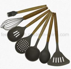 Best Selling e cozinha de qualidade superior Ware Ferramentas de cozimento de Silicone