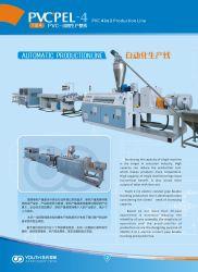 UPVC plástico de água de PVC do tubo de alimentação/tubo de drenagem/ Conduíte elétrico extrusão do tubo de máquina de fazer a linha de produção