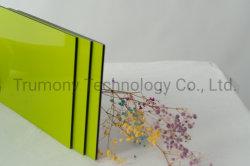Cartello di rivestimento per scaleboard ACP da 2 mm 3 mm 4 mm con segnavia anteriore