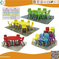 Les enfants de maternelle Table en plastique de meubles pour enfants