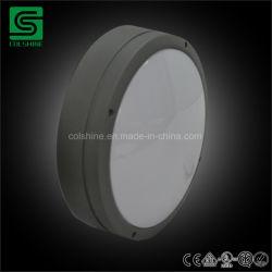 Forme ronde étanche IP54 monté en surface d'urgence mur Plafond lumière à LED