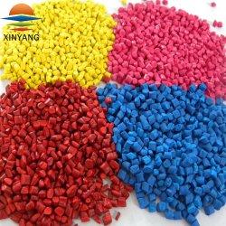 Additivo di plastica del fornitore diretto bianco/blu/verde/rosso/colore giallo/plastica nera Masterbatch di colore