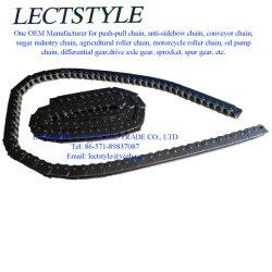 35SS-N15 Anti-Sidebow Zip Rouleau en acier inoxydable de la chaîne sur le système push-pull et fenêtre électrique