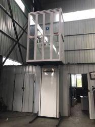 Mini elevatore verticale della casa della piattaforma di handicap per i handicappati anziani e