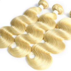 سعر الجملة # 613 لون الموجة العميقة البرازيلية خط الشعر الطبيعي فيرجن الشعر البشري