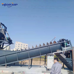 Китай Professional спираль винт песок шайбу и стиральную машину/оборудование для продажи