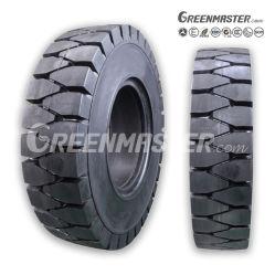 Haut de la qualité très résistante Diesel solide chariot élévateur à fourche pneu pneumatique, électrique Batterie 4.00-4 3.50-5 3.20-8 des pneus de chariot élévateur 4.00X8 5,00*8