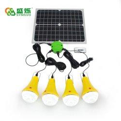 Amanecer global del sistema de la casa solar portátil Lámpara de Camping/al aire libre tienda/etc.