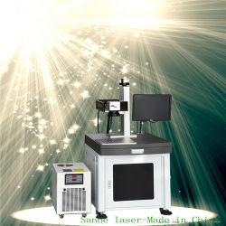 3W Marcação a Laser de fibra UV/ Gravura/máquina de esculpir para vidro