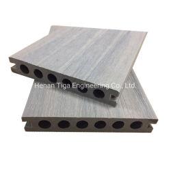 木製のPE合成Board/WPCのDeckingの中国からの屋外の壁のクラッディング