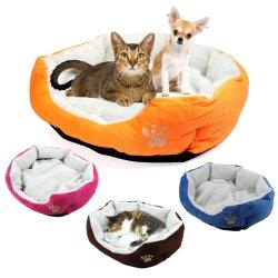 Mini chiot Pet souple et confortable canapé lit pour chien Animal House de siège