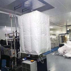 Venda por grosso de 1000kg Virgem impermeável de PP FIBC saco a granel para lixar/ Cement 1 Ton Desconcertado Jumbo Big Bag