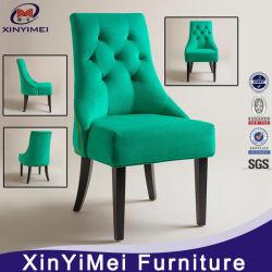 По-французски старинной гостиной постельное белье из дуба мягкой крыла стул диван (XYM-H07)