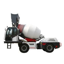 구체 믹서 트럭을 적재해 Forload 상표 3.5cbm 3.5m3 3500L 소형 이동할 수 있는 각자
