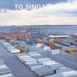 Логистика доставки оператора из Гуанчжоу в Сингапур порт