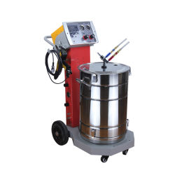 Strumentazione manuale astuta del rivestimento della polvere (colo-668)