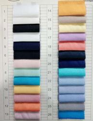100 O algodão acetinado para Vestuário Vestuário Fashion Vestir calça tecido Camisa
