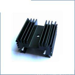 電気機器のための銀によって陽極酸化されるLEDアルミニウム脱熱器