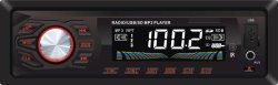 Дешевые цены съемные 1 DIN Автомобильный MP3-плеер с Aux/USB/SD