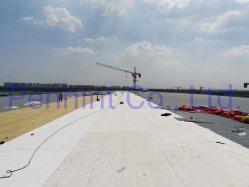 TPO 방수 필름 용접 구조