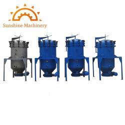 Filtre de pression étanches en acier inoxydable Appuyez sur pour l'huile