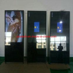 55 pulgadas de pantalla táctil IR Monitor LCD de panel Reproductor Kiosco interactivo SMART Board