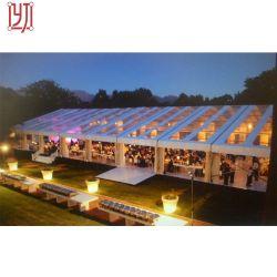 خيمة ماركيز قاعة حفلات الزفاف على السطح PVC Clear Roof
