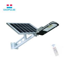 Solar Street Solar impermeabile lampada da parete da giardino lampada domestica Lampada da strada con spazzolino da denti