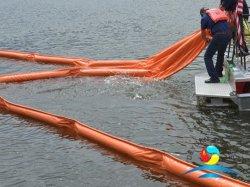 No geral 600 Flutuação sólido da barra de PVC cor-de-laranja para Marine