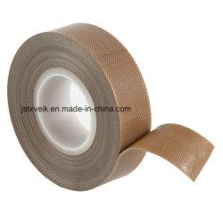 Высокая устойчивость к температуре цвета черный белый/синий силикон Teflone тефлоновой подложки из стекловолокна пленки волокна защитной подложки