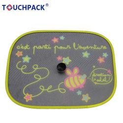 La máxima calidad de impresión personalizadas Parasol de Coche Barato, la promoción de la ventana lateral de Parasol de Coche