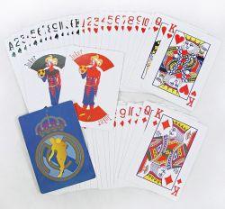Venda a quente Cartão Poker personalizado jogo de tabuleiro, papel carta de jogar\China