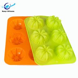 100%cube de glace en silicone de qualité alimentaire bac moule à gâteau personnalisé personnalisé